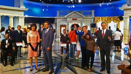 Madame Tussauds in NYC - Wax Figures