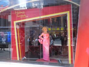madame tussauds museum in new york