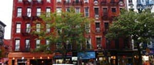 East Village 4th and 1st new york 300x225