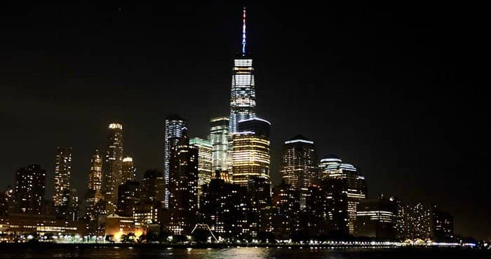 vening Helicopter Tour and Sightseeing Cruise in New York - Cruise