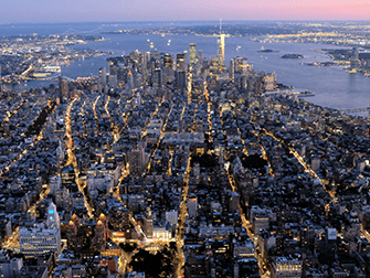 Evening Helicopter Tour and Sightseeing Cruise in New York - Downtown