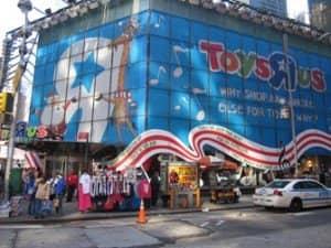 Toys R Us On Times Square New York Newyorkcity Ca