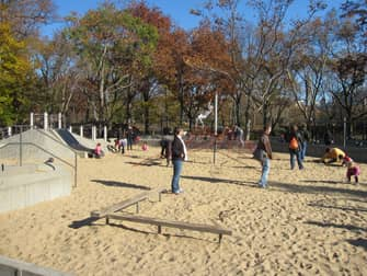 Central Park New York Playground