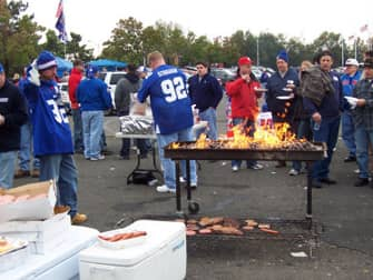New York Giants Tickets - bbq