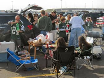 New York Jets Tickets - Parking