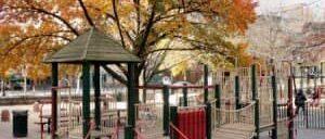 New York Bleeckerstreet Playground 300x253