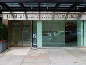 The International Center Of Photography In New York Newyorkcity Ca