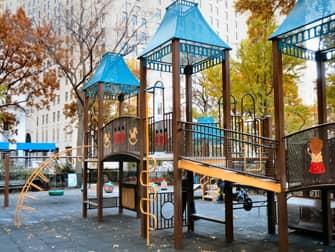 Madison Square Park Playground New York City