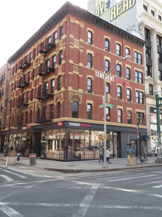 Tenement Museum New York