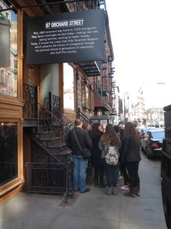 Tenement Museum New York Tour