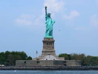 CityPASS vs New York Pass - Statue of Liberty
