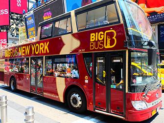 Car Rental Manhattan >> Big Bus in New York - NewYorkCity.ca