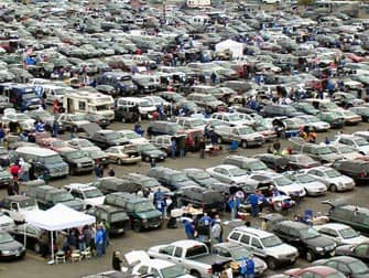 New York Giants Tickets - Parking