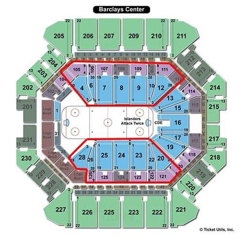 New York Islanders Tickets Newyorkcityca