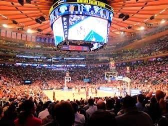 New York Knicks Tickets   Madison Square Garden ...