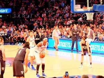 New York Knicks Tickets - Players