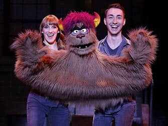 Avenue Q in New York - the musical