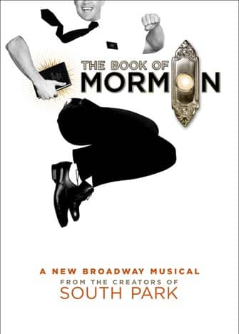 Book of Mormon in NYC - Poster