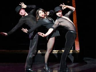 Chicago on Broadway New York - cast