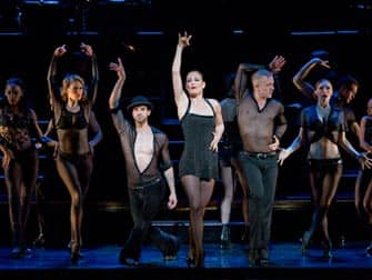 Chicago a NYC - Musical a Broadway