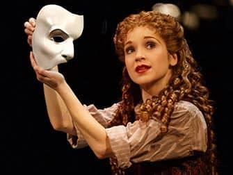 Phantom of the Opera in NYC - Phantoms Mask