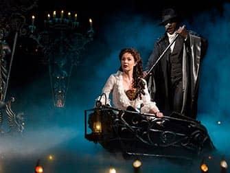 Phantom of the Opera on Broadway in New York