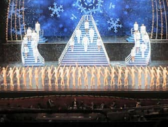 Radio City Christmas Spectacular in New York - The Rockettes