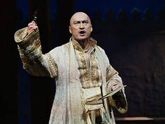 The King and I on Broadway   Ken Watanabe