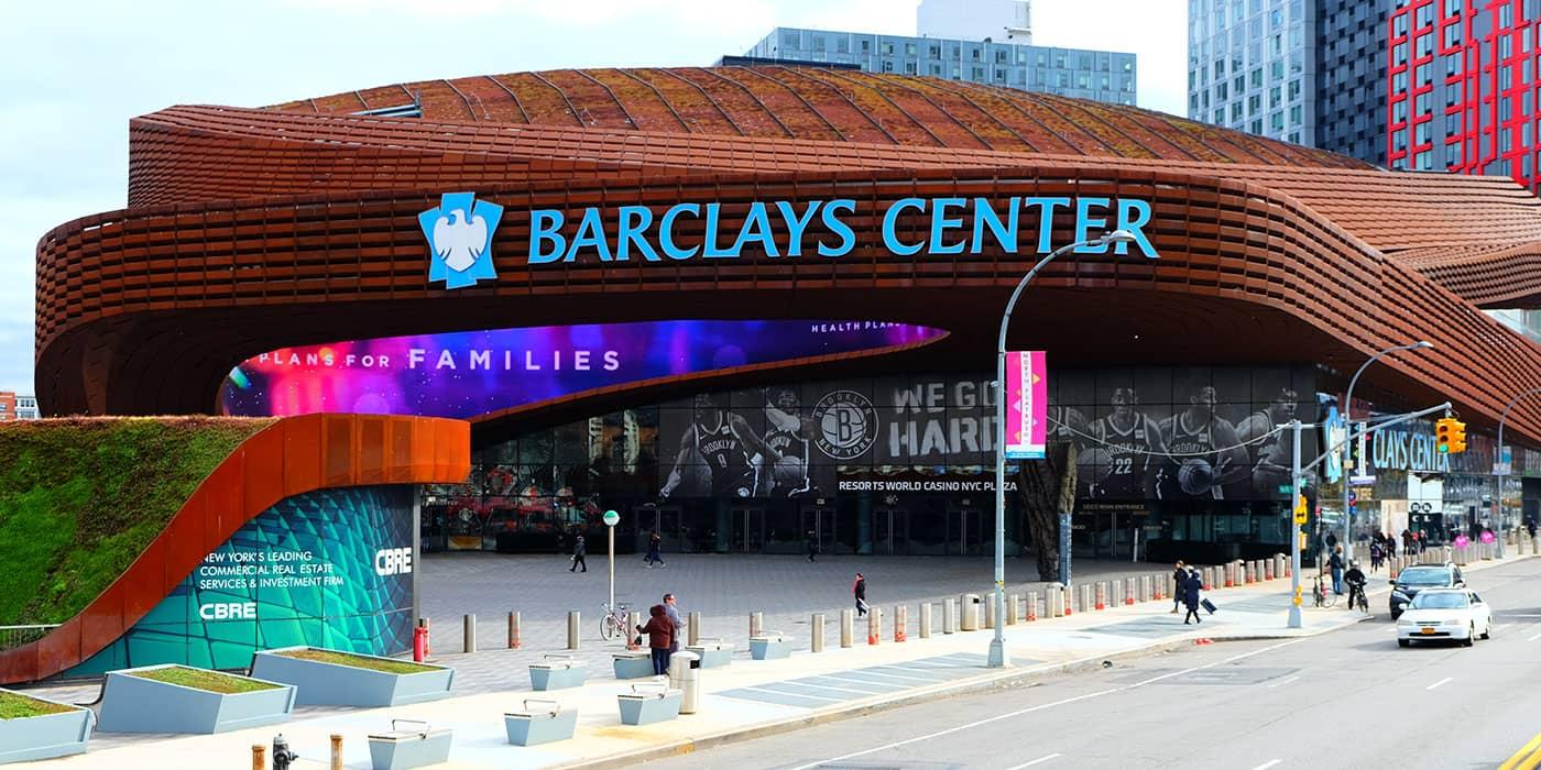 Brooklyn Nets Tickets - Barclays Center