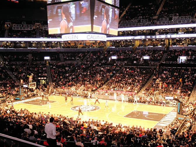 Brooklyn Nets Tickets - The Game