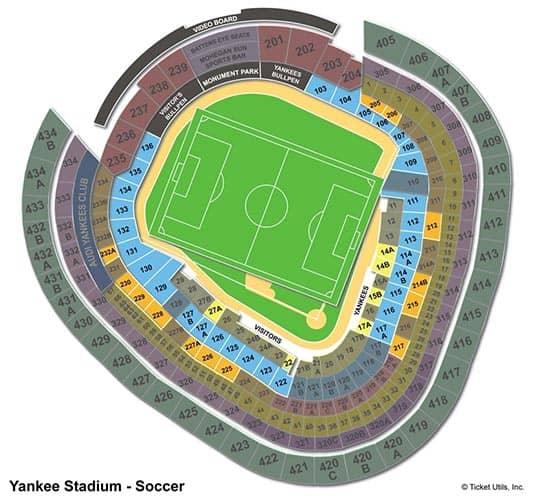 Madison Square Garden: New York City FC Tickets
