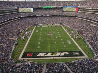 New York Jets Tickets - Stadium