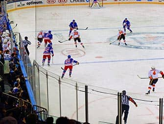 New York Rangers - Hockey Match