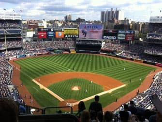 New York Yankees - Baseball Game