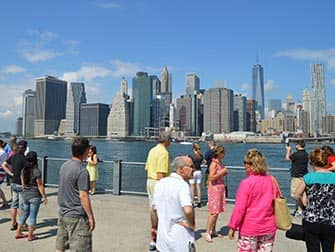 New York Pizza Tour to Brooklyn and Coney Island - Brooklyn Promenade
