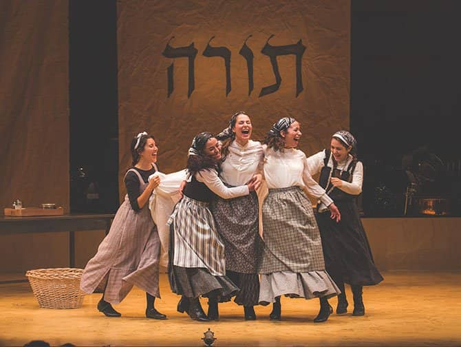 Fiddler on the Roof in New York Tickets - Laughing