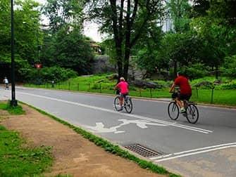 Bike Rental in New York - Biking in Central Park