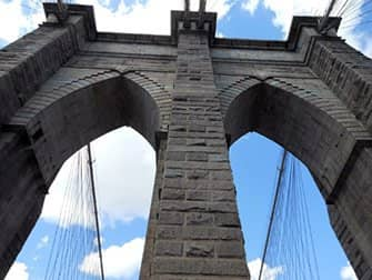 Bike Rental in New York - Brooklyn Bridge