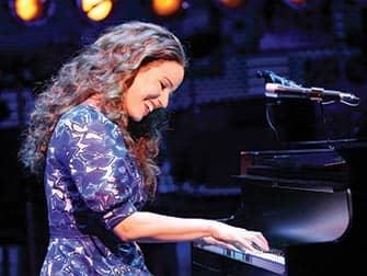 Beautiful The Carole King Musical on Broadway- Piano