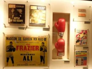 Boxing in New York