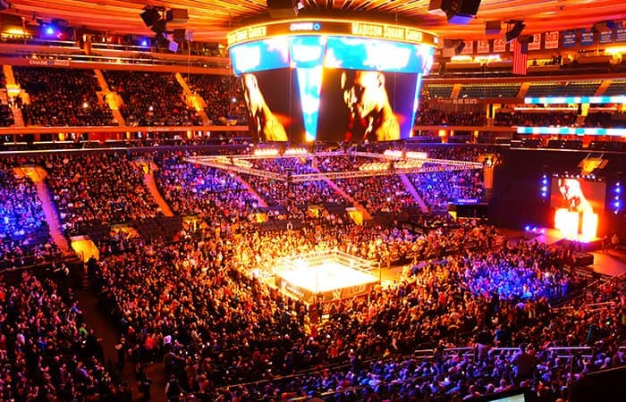 WWE Wrestling Tickets in New York - Competitors