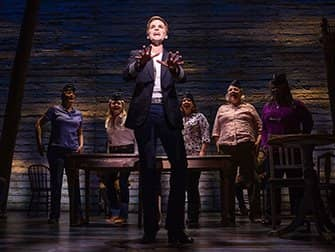Come From Away on Broadway Tickets - Airplane Crew
