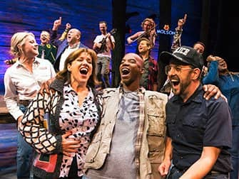 Come From Away on Broadway Tickets - Cast