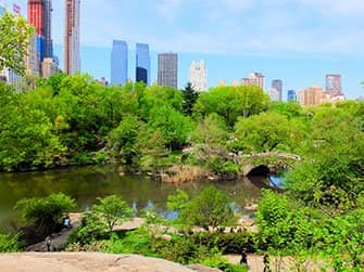 Difference between New York Sightseeing Flex Pass and New York Explorer Pass - Central Park
