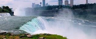 New York to Niagara Falls by Bus Day Trip