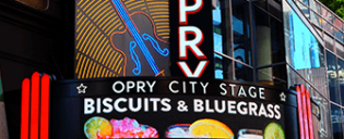 Opry City Stage in New York