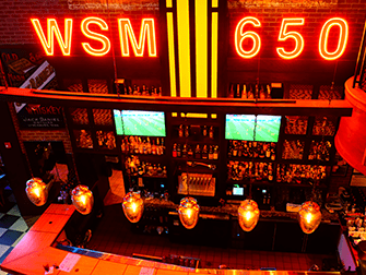 Opry City Stage in New York - Bar