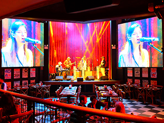 Opry City Stage in New York - Performance