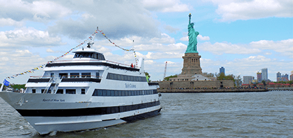 Boat tours around Manhattan