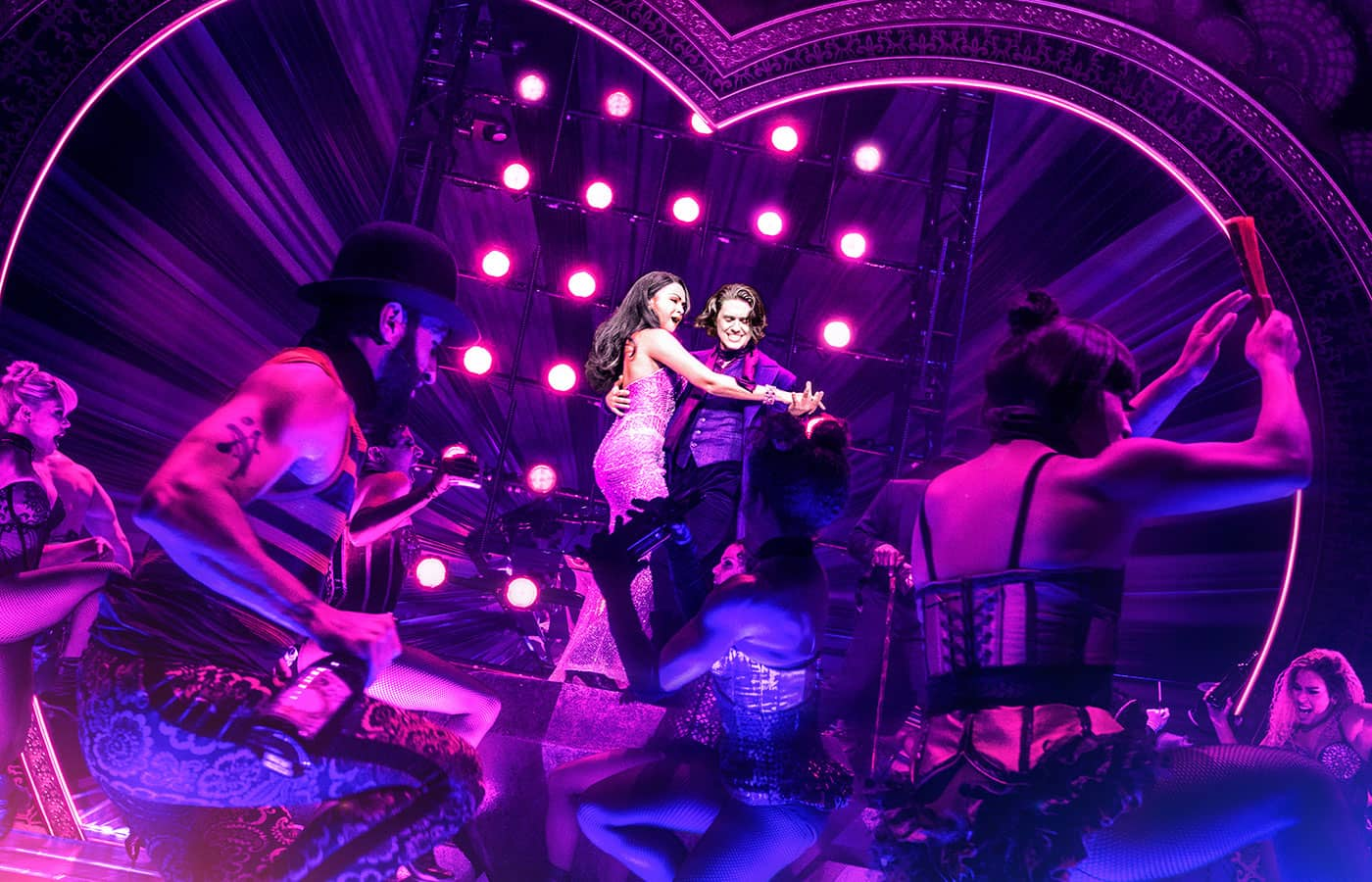 Moulin Rouge! The Musical on Broadway Tickets - The Moulin Rouge